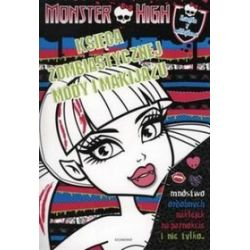 Księga zombiastycznej mody i makijażu
