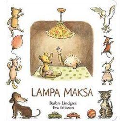 Lampa Maksa - książka kartonowa - Barbro Lindgren