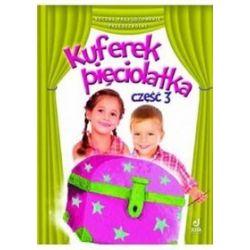 Kuferek pięciolatka - karty pracy, część 3, przedszkole - Krystyna Kamińska, Urszula Stadnik