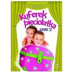 Kuferek pięciolatka - karty pracy, część 2, przedszkole - Krystyna Kamińska, Urszula Stadnik