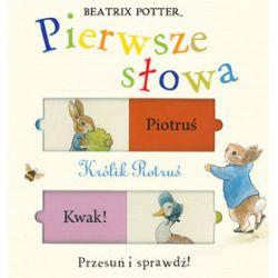 Królik Piotruś. Pierwsze słowa - Beatrix Potter