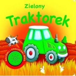 Zielony Traktorek. Naciśnij i posłuchaj mnie