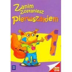 Zanim zostaniesz pierwszakiem - karty pracy, część 1, przedszkole - Bożena Godzimirska, Anna Łada-Grodzicka