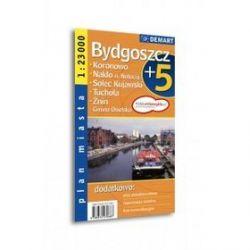 Bydgoszcz - plan miasta