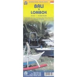 Bali & Lombok mapa 1:145000/130000