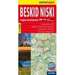 Beskid Niski. Mapa turystyczna 1 : 70 000