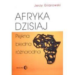 Afryka dzisiaj. Piękna, biedna, różnorodna - Jerzy Gilarowski