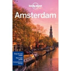 Amsterdam Lonely Planet - Sarah Chandler, Karla Zimmerman