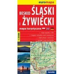 Beskid Śląski i Żywiecki - mapa turystyczna