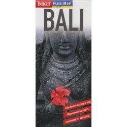 Bali mapa 1:220 000 Insight Guides