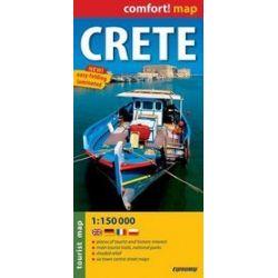 Crete - tourist map 1:150 000