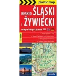 Beskid Śląski i Żywiecki - foliowana mapa turystyczna