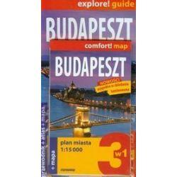 Budapeszt Przewodnik+atlas+mapa - Monika Chojnacka, Marta Eles