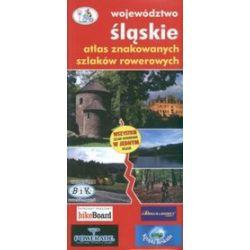 Atlas znakowanych szlaków rowerowych. Województwo śląskie