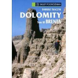 Dolomity, tom 3. Brenta - Dariusz Tkaczyk