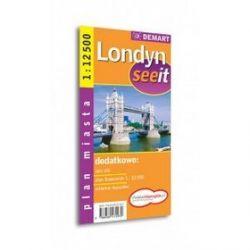 Londyn - plan miasta