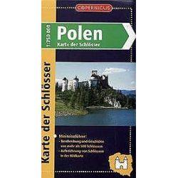 Polen - Karte der Schlosser