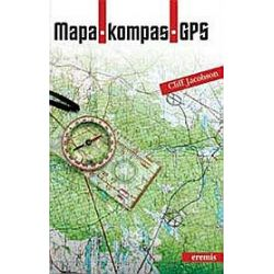 Mapa kompas GPS - Cliff Jacobson