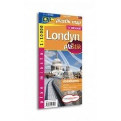 Londyn plan miasta1:10000