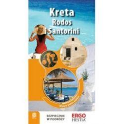 Kreta, Rodos i Santorini. Wyspy pełne słońca - Peter Zralek