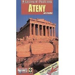 Kieszonkowy przewodnik: Ateny od środka - Elizabeth Boleman-Herring