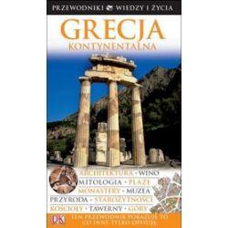Grecja kontynentalna - przewodniki Wiedza i Życie