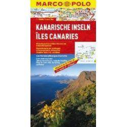 Wyspy Kanaryjskie mapa samochodowa 1:150 000