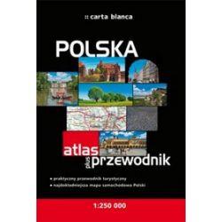 Polska. Atlas plus przewodnik