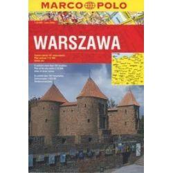 Warszawa. Atlas miasta i okolic Marco Polo