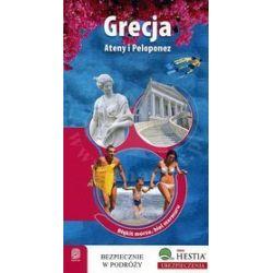 Grecja. Ateny i Peloponez. Błękit morza, biel marmuru Wydanie 1 - Mateusz Gędźba