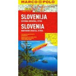 Słowenia mapa samochodowa 1:300 000