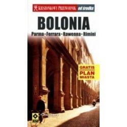 Kieszonkowy przewodnik: Bolonia, Parama, Ferrara, Rawenna, Rimini od środka