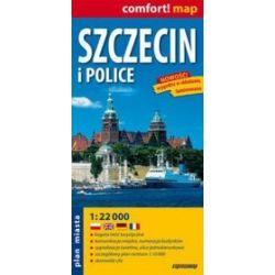 Szczecin i Police plan miasta