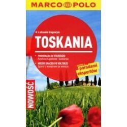 Toskania. Przewodnik Marco Polo z atlasem drogowym
