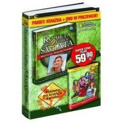Pakiet Kobieta na krańcu świata 2 + DVD - Martyna Wojciechowska