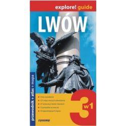 Lwów explore guide 3w1