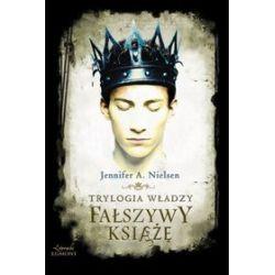 Fałszywy książe - Jennifer Nielsen