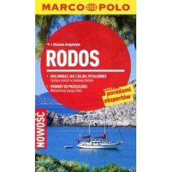 Rodos. Przewodnik Marco Polo z atlasem drogowym - Klaus Botig