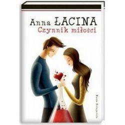 Czynnik miłości - Anna Łacina