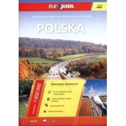 Polska. Atlas drogowy w skali 1:800 000. Europilot wersja mini