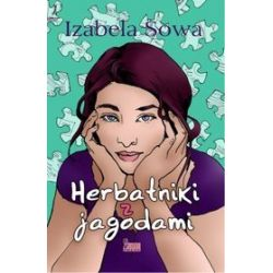 Herbatniki z Jagodami - Izabela Sowa