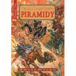 Piramidy. Świat Dysku - Terry Pratchett