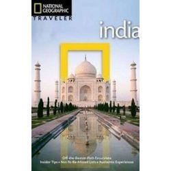 National Geographic. Traveler India Przewodnik Indie 2010