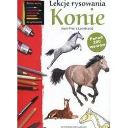 Lekcje rysowania. Konie - Jean-Pierre Lamerand