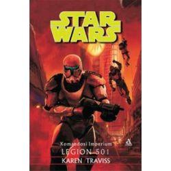 Komandosi Imperium. Legion 501 - Karen Travis