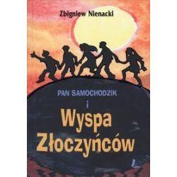 Pan Samochodzik i Wyspa Złoczyńców - Zbigniew Nienacki