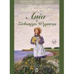 Ania z Zielonego Wzgórza - audiobook (CD) - Lucy Maud Montgomery