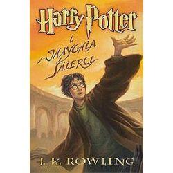 Harry Potter i Insygnia Śmierci - Joanne K. Rowling