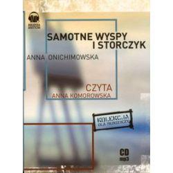 Samotne wyspy i storczyk - książka audio na 1 CD - Anna Onichimowska