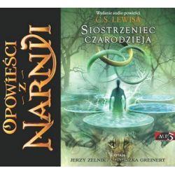 Opowieści z Narnii. Siostrzeniec Czarodzieja - książka audio na CD (CD) - Clive Staples Lewis